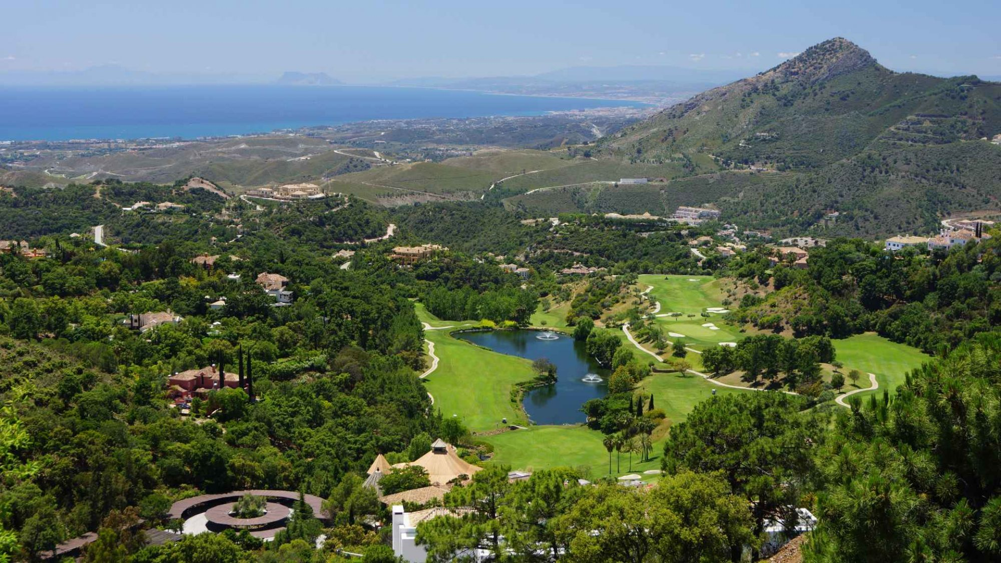 la zagaleta country club house and golf
