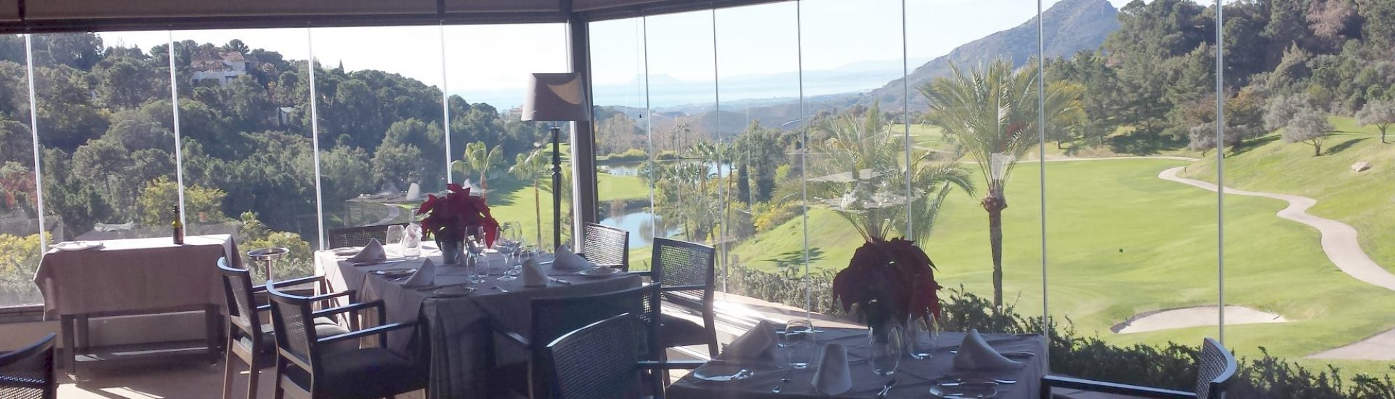 la zagaleta country club restaurant view 5