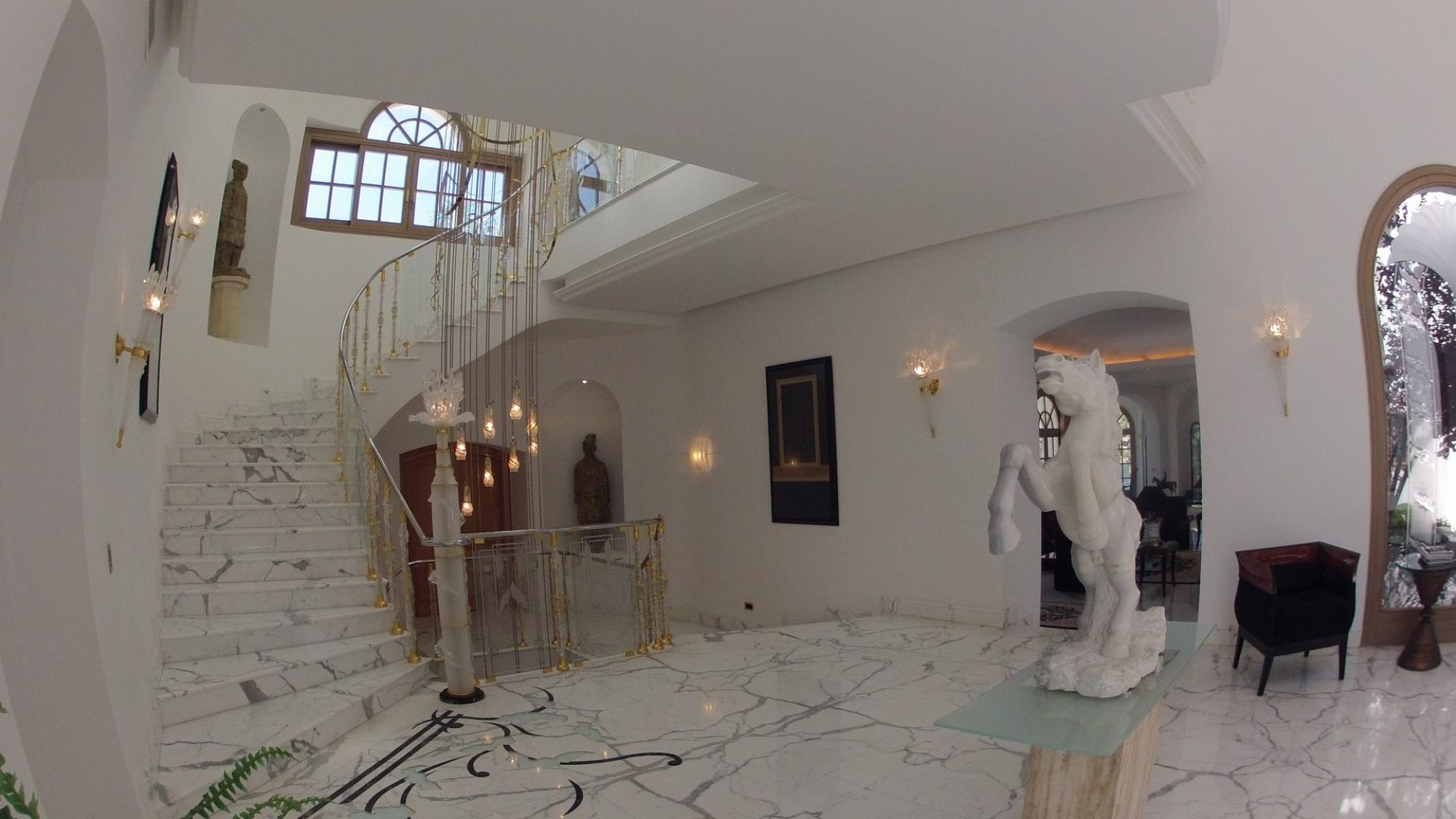 la zagaleta luxury villa for sale grand entrance hall