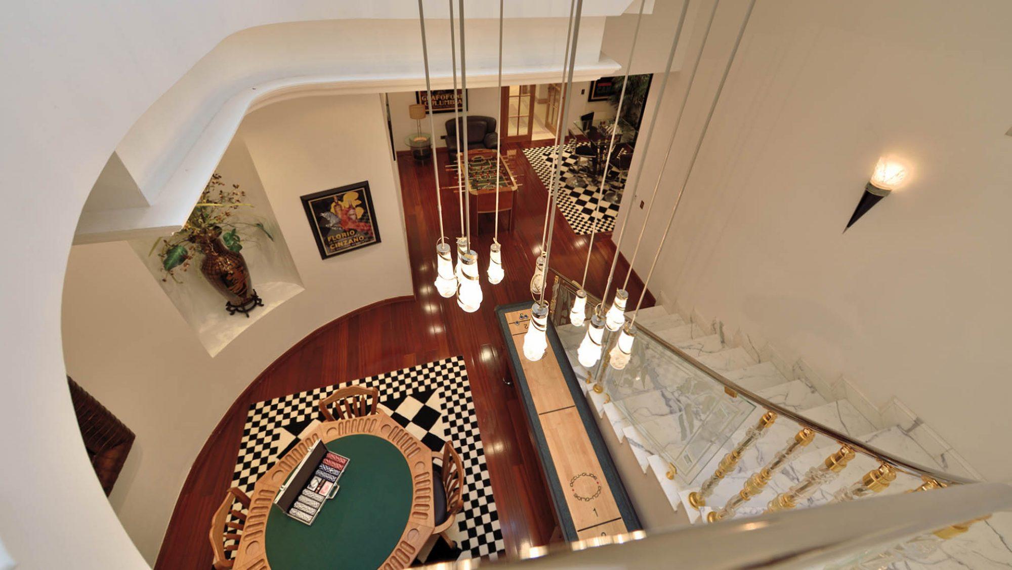 la zagaleta villa games room
